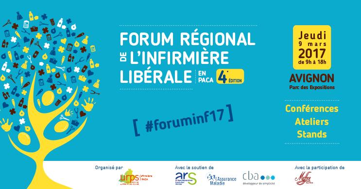 4e forum infirmiere liberale PACA URPS