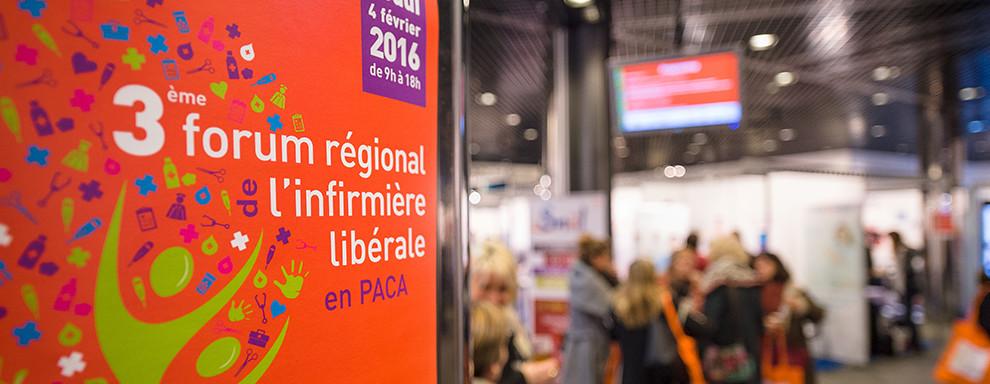 3ème forum infirmière libérale PACA Toulon
