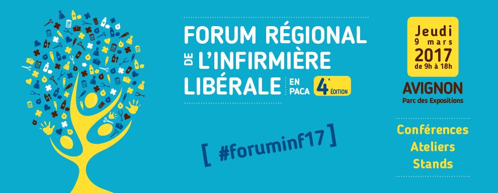 4e forum de l'infirmière libérale en PACA en Avignon
