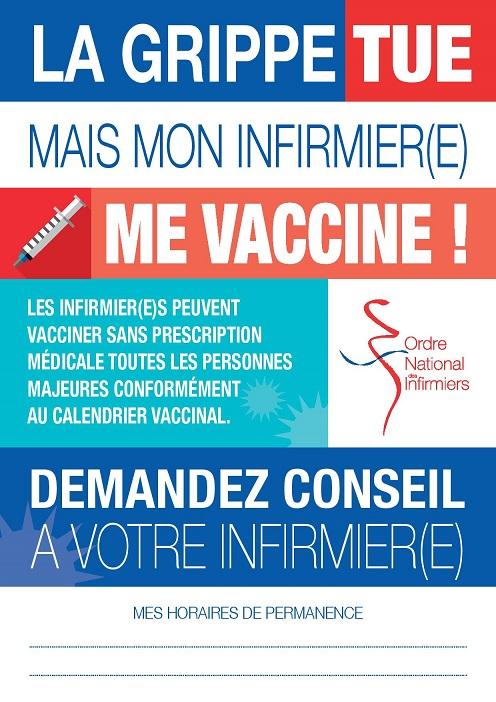 Vaccination Calendrier 2019.Semaines De Vaccination Antigrippale Par Les Idel Urps